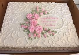 Bridal Shower Cake Designs