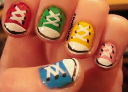 simple nail designs for short nails - This is totally ME!!! Hate ...