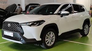 Toyota Corolla Cross - Wikipedia