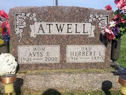 "Herbert Lawrence ""Hub"" Atwell (1916-1980) - Find A Grave Memorial"