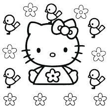 Hello Kitty Free Printables Livegreenhealthy Co