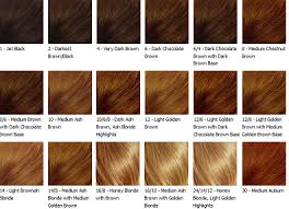 Dark Brown Red Hair Color Chart Gallery Celebrity Number One August 2011
