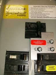 general electric panel ge 100a general electric ge generator interlock kit 100 or 125 amp panel listed
