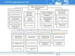 Organizational Chart Unitar