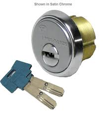 High Security Store Front Door 1 Inch Mortise Cylinder Mul T Lock