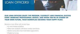 New Year New Opportunity We Are Hiring Experienced Loan