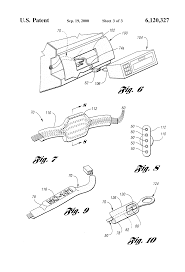 patent us foam wire harness shape memory google patent drawing