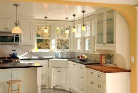 over the sink kitchen lighting. Although Far More People Will Install An Undermount Stainless Steel Sink, There Are Few Sinks Out That Can Be A Design Statement In The Kitchen Like Over Sink Lighting G