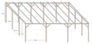 Einen Dreiercarport Selber Bauen Architektur Pinterest