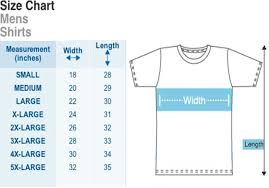 47 Detailed American Apparel T Shirts Size Chart