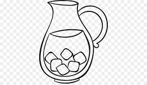 iced tea clip art black and white. Unique Black Lemonade Fizzy Drinks Iced Tea Juice Clip Art  Lemonade To Tea Art Black And White