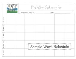 Simple Work Schedule Template 5 Daily Work Schedule Templates Excel Excel Xlts