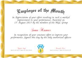 Sample Sports Certificates Certificate Outstanding Performance