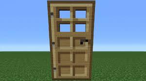 minecraft door. Beautiful Minecraft Minecraft Beginneru0027s Tutorial  How To Make An Oak Door For O