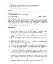 resume of informatica developer sample resumes professional developer resume  format informatica developer
