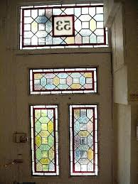 victorian stained glass window windows clings