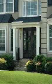 front door portico kitsFront Door Portico Plans Designs Images Porches Decks Front Door