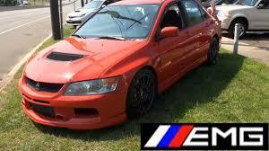 2006 Mitsubishi Lancer Evolution MR Edition - YouTube