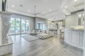 Gray Hardwood Floors In Kitchen Exceptional Preview Full Grey Wood