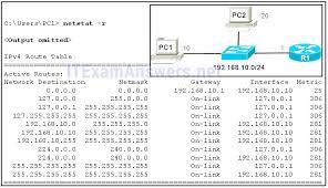 Jumlah soal dan waktu sesuai dengan utbk dari ltmpt. Ccna 1 V5 1 V6 0 Chapter 6 Exam Answers 2020 100 Full