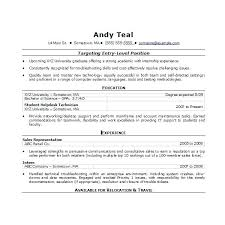 Free Online Resume Builder For High School Students Simple Student Basic  Template