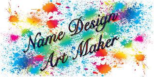 Name Art Design App Name Design Art Maker Android App