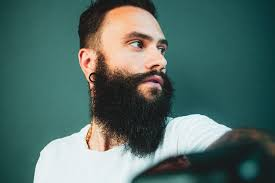 Funny Facial Hair Designs How Fast Does Facial Hair Grow Tips For Growing A Beard