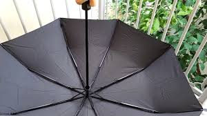 Xiaomi <b>Automatic</b> Opening & Closing <b>Umbrella</b> (Review) - YouTube