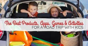 activities for a road trip with kids
