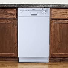 18 built in dishwasher.  Dishwasher EdgeStar BIDW1801W 18 And 18 Built In Dishwasher 9