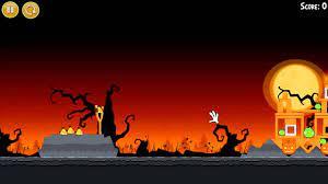 Angry Birds Halloween [HD] gameplay - YouTube