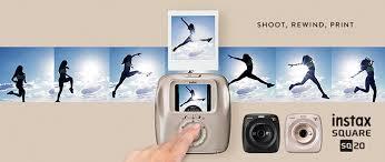 <b>instax SQUARE</b> SQ20 | <b>Fujifilm</b> Global