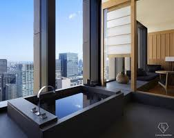 best hotel bathrooms. RS2426_Aman Tokyo - Suite Bathroom-lpr Best Hotel Bathrooms O