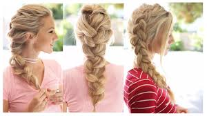 Plaits Hairstyle 15 cute & easy braid hairstyles most beautiful braid hairstyles 1850 by stevesalt.us