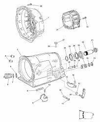 Transmission case related parts for 2006 chrysler 300 2006 chrysler 300 transmission case related parts diagram