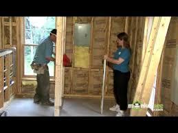 build a closet attaching the walls
