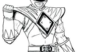 Power Ranger Printable Coloring Pages Power Rangers Coloring Pages
