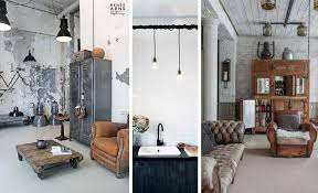 Interior Design Focus: The Industrial Style