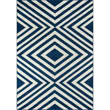 baja navy indoor outdoor area rug by momeni awesome baja navy blue 5 ft 3