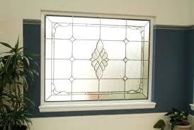 glass for bathroom windows stained glass glass block bathroom window ideas
