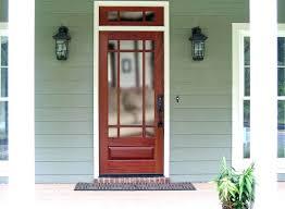 36 x 80 exterior door wood screen door clear glass front door with craftsman exterior wood