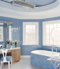 Grey bathroom color ideas Dark Grey Coastal Blue And White Home And Bathroom 30 Bathroom Color Schemes You Never Knew You Wanted