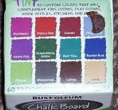 refrigerator paint. by going i color options available for your chalkboard refrigerator paint