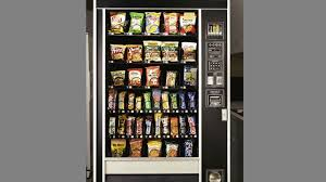 Large Vending Machines Extraordinary Healthy Snacks To Be Added In Vending Machines After Montg Co