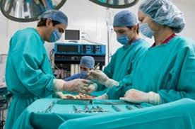 Image result for picture of operating room during surgery