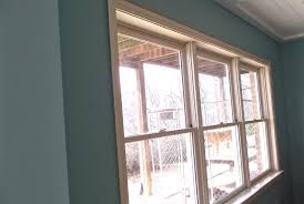 Craftsman Window Trim Style Window Trim