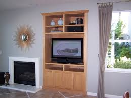 ... Stunning Built In Tv Cabinets Modern Built In Tv Cabinet Wooden Wall Tv  ...