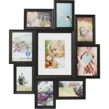 9 opening collage frame home decor gift family photo picture gallery wall new 32231522396