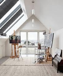 attic lighting. Art Space On Attic Room Lighting
