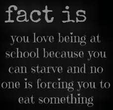 Anorexia Quotes Simple Anorexic Quotes On QuotesTopics